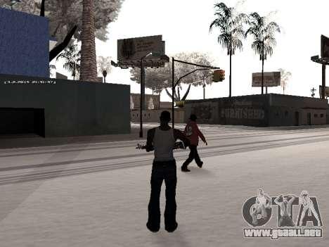 Colormod v5 para GTA San Andreas tercera pantalla