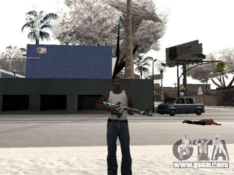 Colormod v5 para GTA San Andreas sexta pantalla