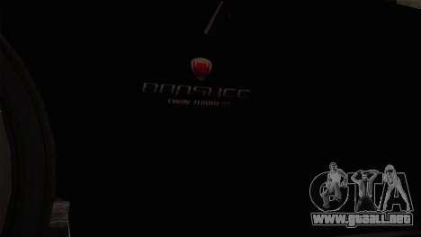GTA 5 Invetero Coquette v2 IVF para la visión correcta GTA San Andreas