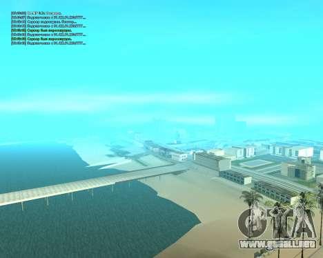 Crack SA: MP para GTA San Andreas segunda pantalla