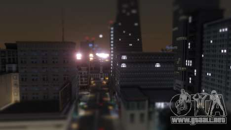 Watch Dogs ENB para GTA San Andreas tercera pantalla