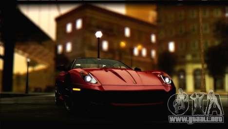Reflective ENB Series para GTA San Andreas segunda pantalla