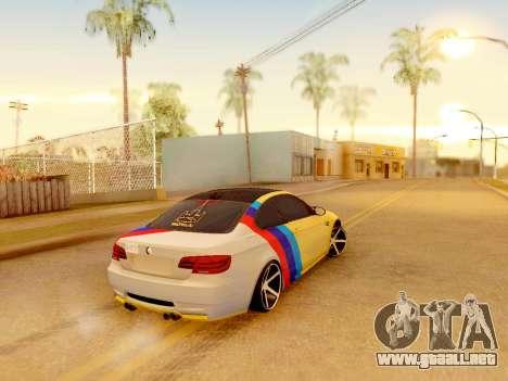 Control Real de GTA 4 para GTA San Andreas tercera pantalla