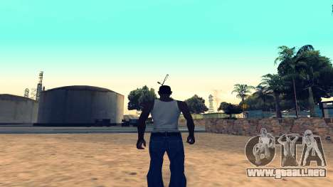Color Mod by Roller v2.0 para GTA San Andreas segunda pantalla
