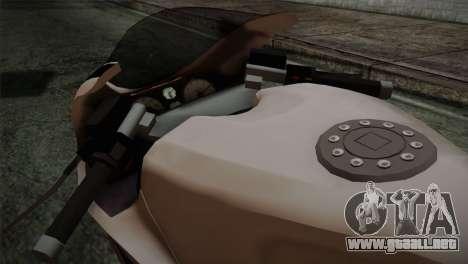 GTA 5 Bati Police para la visión correcta GTA San Andreas