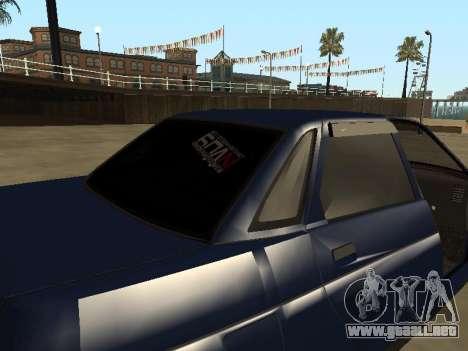 De los FLOREROS 2110 para vista inferior GTA San Andreas