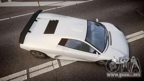 Pegassi Infernus para GTA 4 visión correcta