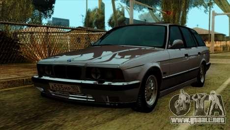 BMW M5 E34 Touring para GTA San Andreas