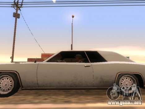 SilentPatch 1.1 para GTA San Andreas tercera pantalla