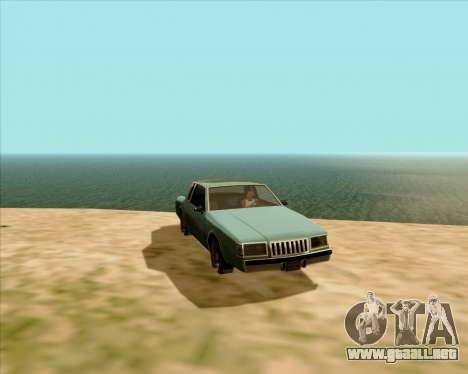 Real ENB Series para GTA San Andreas