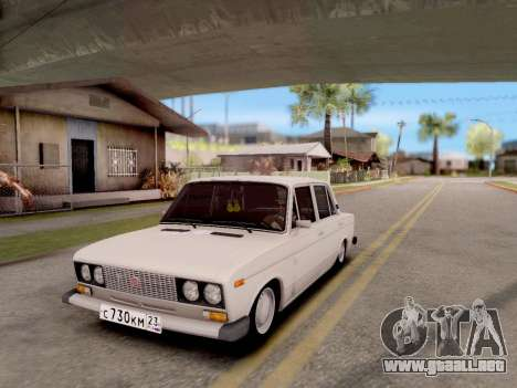 VAZ 2106 Clásico para GTA San Andreas