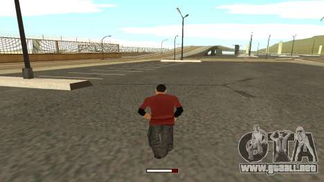 SprintBar para GTA San Andreas