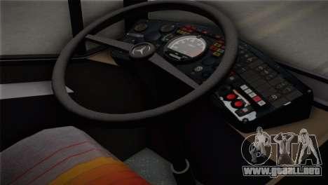 Mercedes-Benz o402 para la visión correcta GTA San Andreas