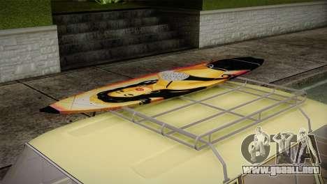 VAZ 21023 Playa para la visión correcta GTA San Andreas