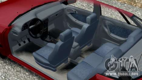 Daewoo Espero 2.0 CD 1996 para GTA 4 vista lateral