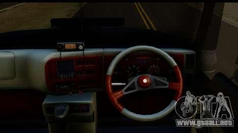 Mack Superliner 6x4 para la visión correcta GTA San Andreas