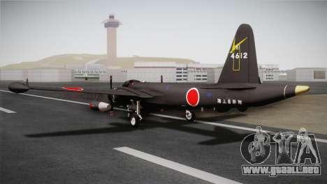 P2V-7 Lockheed Neptune RCAF para GTA San Andreas left