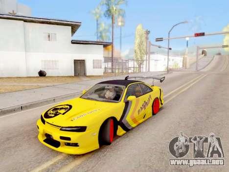 Control Real de GTA 4 para GTA San Andreas segunda pantalla