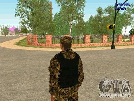 Las flechas de la milicia no molestar para GTA San Andreas sucesivamente de pantalla