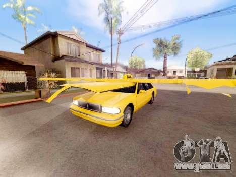 Alas de taxi para GTA San Andreas