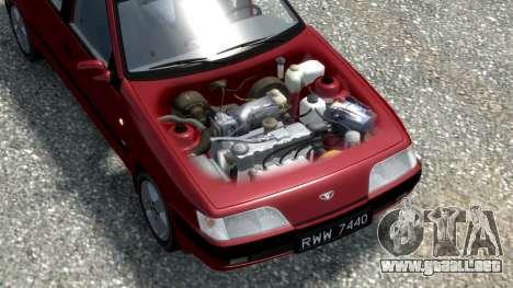 Daewoo Espero 2.0 CD 1996 para GTA 4 ruedas