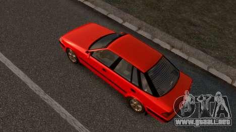 Daewoo Espero 2.0 CD 1996 para GTA 4