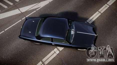 Ford Custom Club 1949 v2.1 para GTA 4 visión correcta