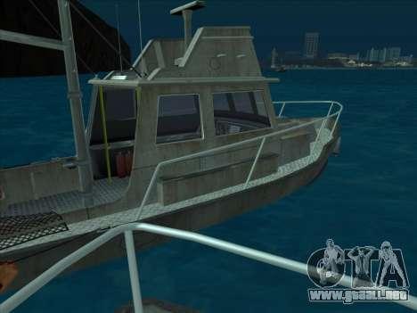 Frigoríficos из GTA 3 para GTA San Andreas vista hacia atrás