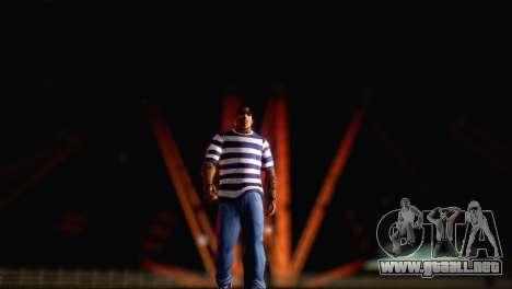 Reflective ENB Series para GTA San Andreas tercera pantalla