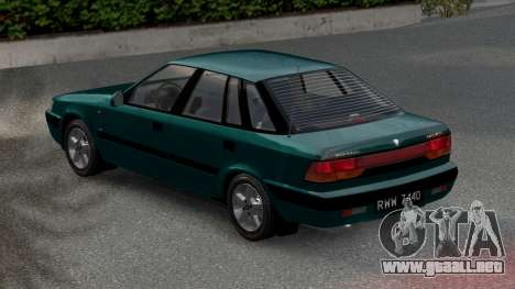 Daewoo Espero 2.0 CD 1996 para GTA 4 left
