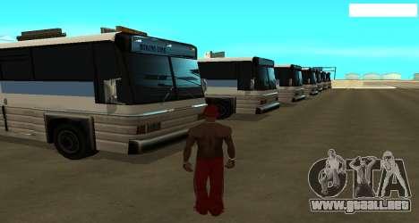 ENB los Reflejos en los coches para GTA San Andreas tercera pantalla