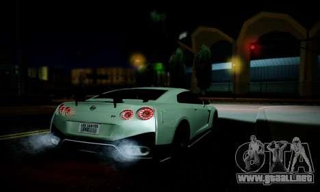 Blacks Med ENB para GTA San Andreas undécima de pantalla