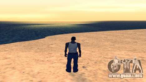 Color Mod by Roller v2.0 para GTA San Andreas