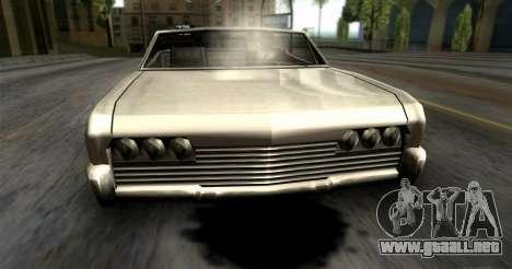 Fugas de aceite para GTA San Andreas tercera pantalla