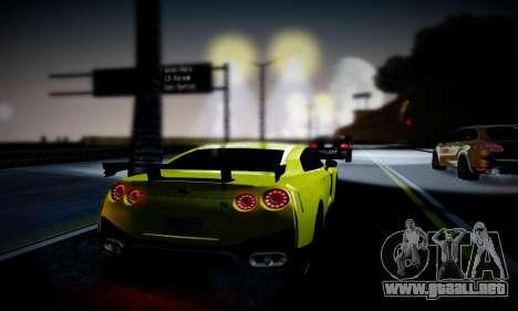 Blacks Med ENB para GTA San Andreas twelth pantalla