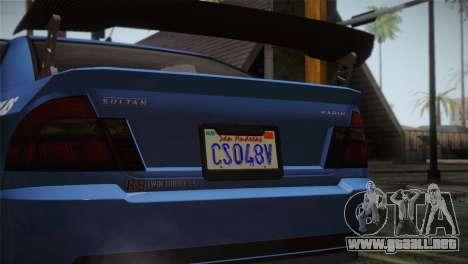 GTA 5 Karin Sultan IVF para la visión correcta GTA San Andreas