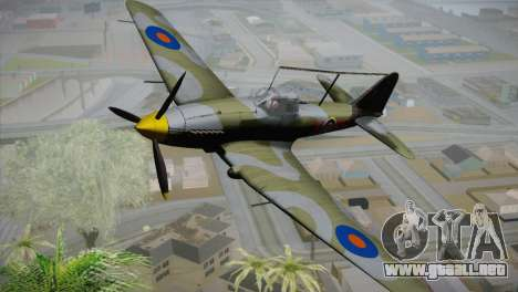 ИЛ-10 de la Royal Air Force para GTA San Andreas