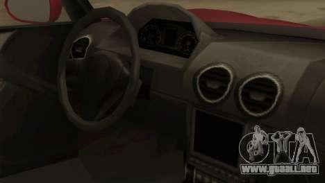 GTA 5 Coil Voltic v2 para la visión correcta GTA San Andreas