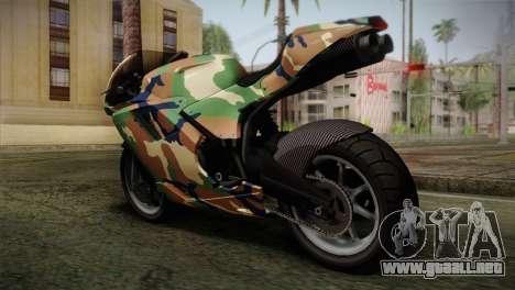 GTA 5 Bati MIX para GTA San Andreas left
