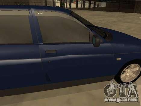 De los FLOREROS 2110 para GTA San Andreas interior
