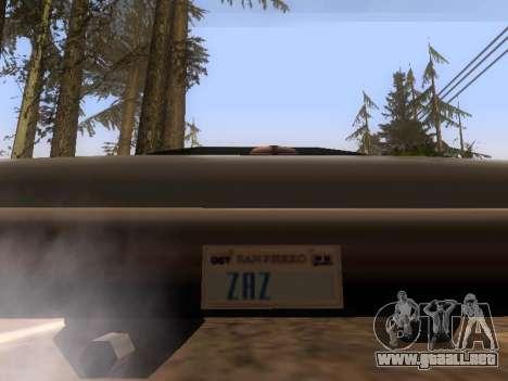 SilentPatch 1.1 para GTA San Andreas segunda pantalla