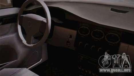 MP3 Fathom Lemanja LX SA Mobile para la visión correcta GTA San Andreas
