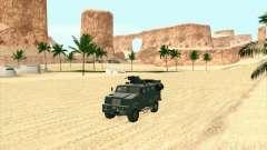 Blindados De Oso para GTA San Andreas