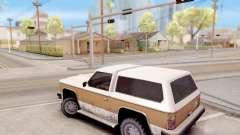 Control Real de GTA 4 para GTA San Andreas