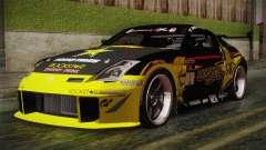 Nissan 350Z coupe para GTA San Andreas