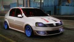 Dacia Logan Most Wanted Edition v3 para GTA San Andreas