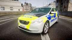 Volvo V40 Metropolitan Police [ELS]