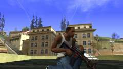 M4A1 Cross Fire para GTA San Andreas