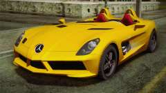 Mercedes-Benz SLR McLaren Stirling Moss para GTA San Andreas