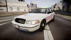 Ford Crown Victoria 2007 American Airlines